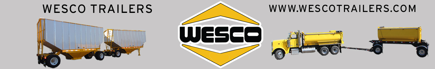 Banner for Wesco Trailers Dot Com